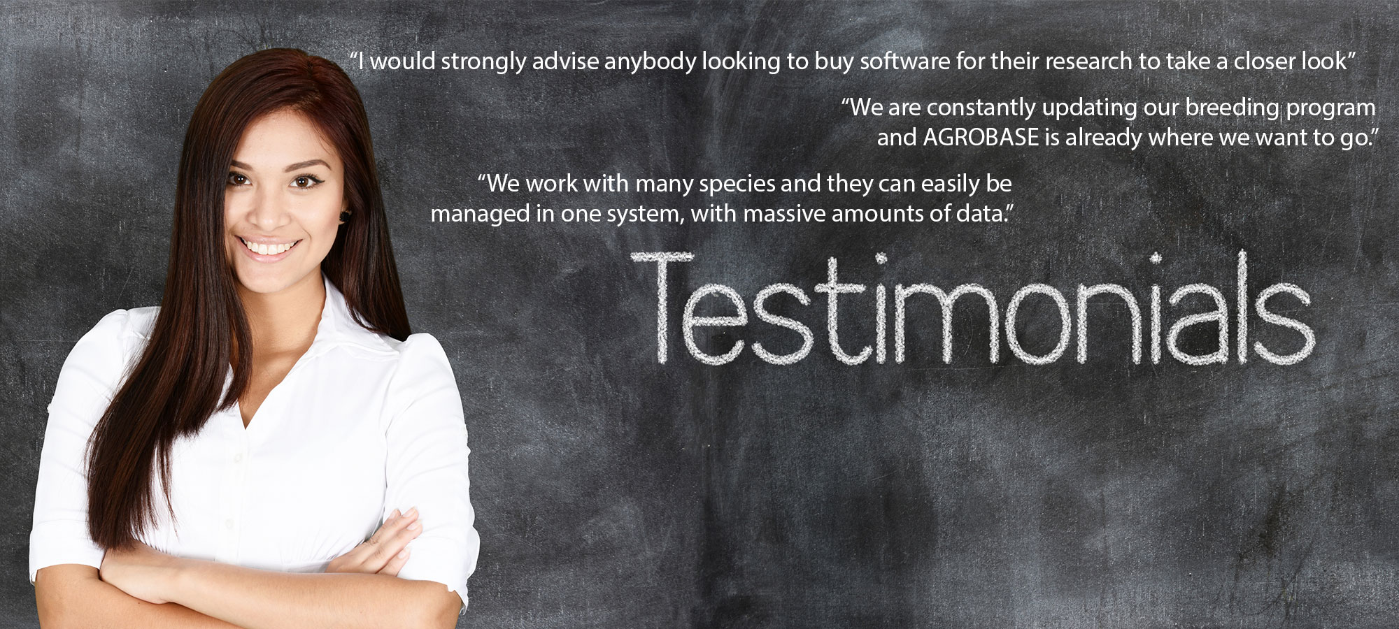 Hear what our clients say about our software